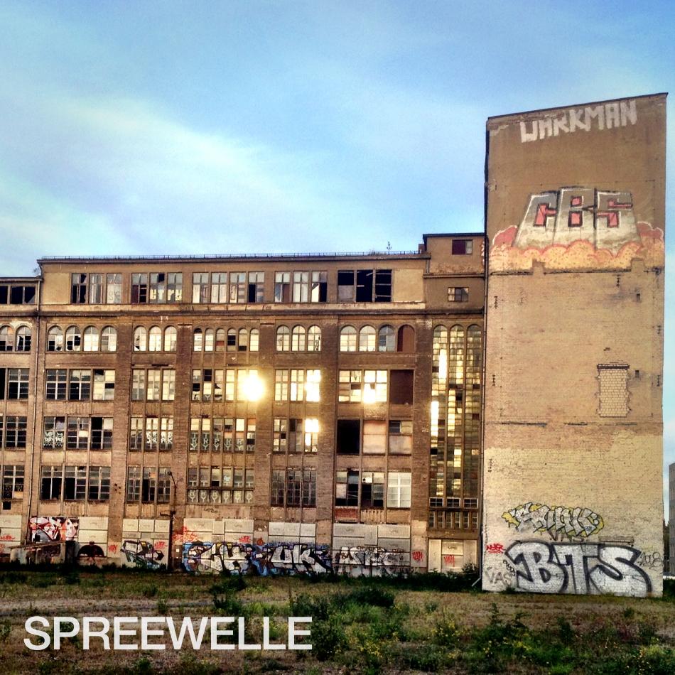 Spreewelle 91 - Cover
